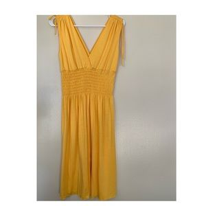 A Must Have Yellow Dress